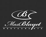 Mas Blayet- Restaurante Valencia cocina mediterránea Logo