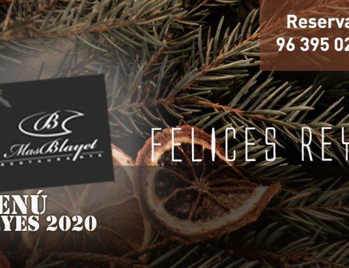 Menú especial para Reyes 2021